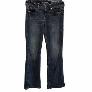 American Eagle women's bootcut denim jeans size 10